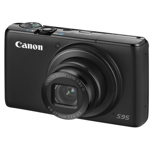 CANON PowerShot S95 (CZARNY)