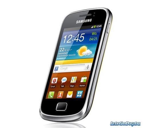 Samsung Galaxy mini II S6500