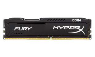 Kingston 8GB DDR4 HyperX FURY Black Series