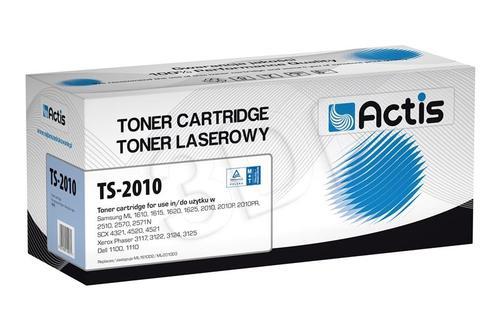 Actis TS-2010A toner Black do drukarki Samsung (zamiennik Samsung ML-2010D3) Supreme