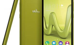 Wiko Lenny 3 Dual SIM Limonkowy
