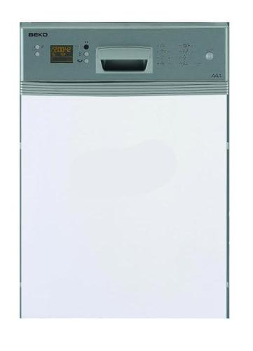 BEKO DSS 6830X (45 cm, panel otwarty)