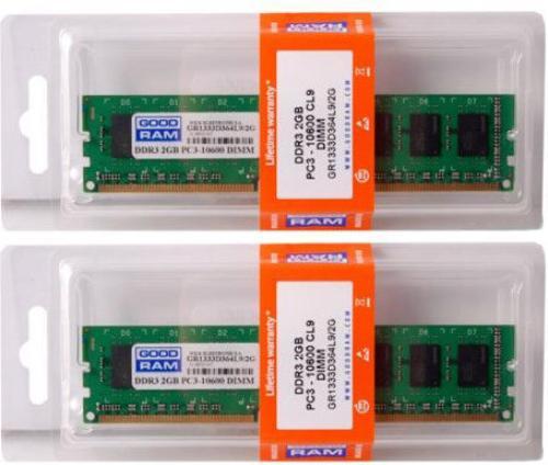 GoodRam 4 GB GR1333D364L9/4GDC