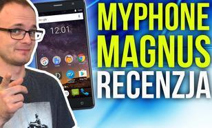 MyPhone Magnus - Test Smartfona do 600 zł
