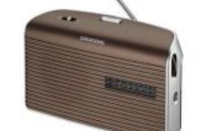 Grundig Radio MUSIC 60 LW BROWN