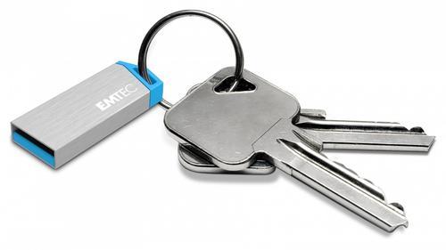 EMTEC Pendrive 32GB ALU mini S210S Silver