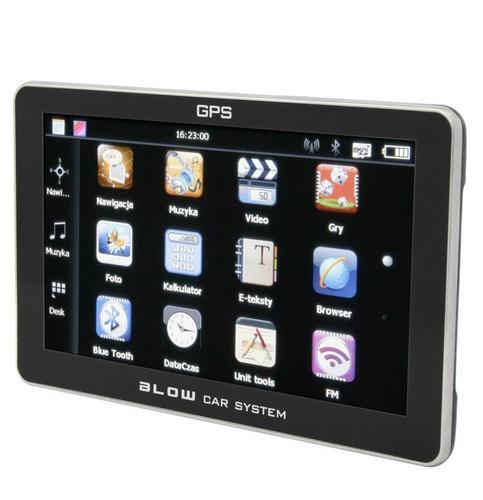 BLOW GPS70iBT AutoMapa EUROPE