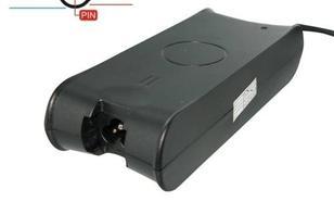 Whitenergy Zasilacz 19.5V | 3.34A 65W wtyk 7.4*5.0mm + pin Dell 04084