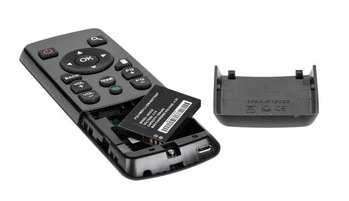 Quer Klawiatura bezprzewodowa QUER z AIRMOUSE m.in. do Smart TV Android dongle