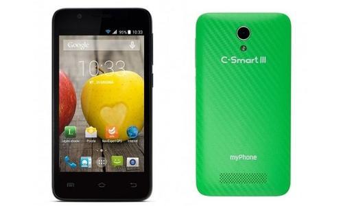 myPhone C-Smart III S