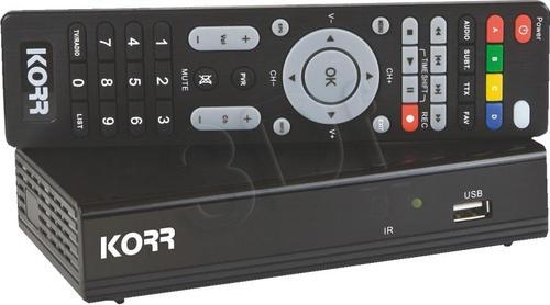KORR HD 128 MPEG4 & HD MEDIA PLAYER