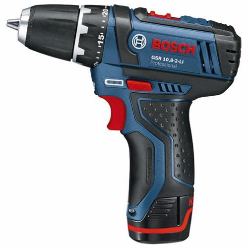 Bosch GSR 10.8-2 Li