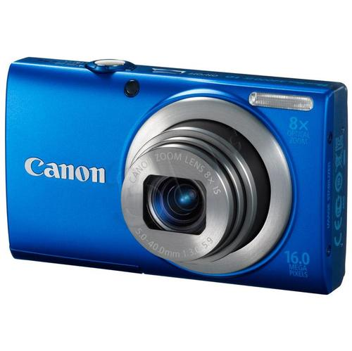 CANON PowerShot A4000 IS NIEBIESKI