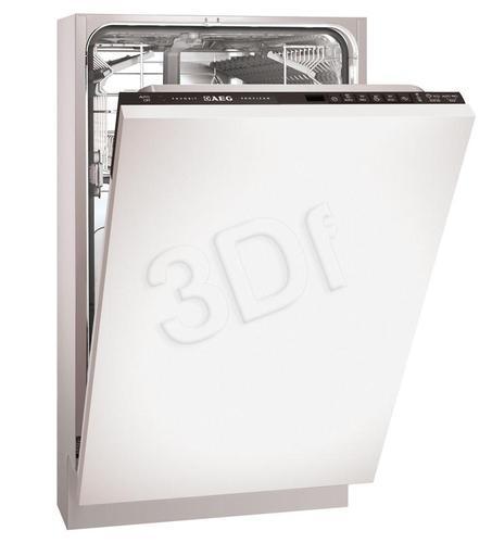 AEG F 55402 VI0P (45 cm, panel zintegrowany)