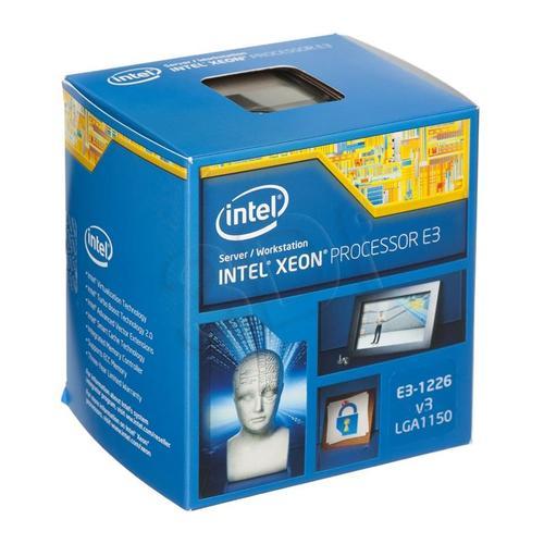 INTEL XEON E3-1226V3 BOX
