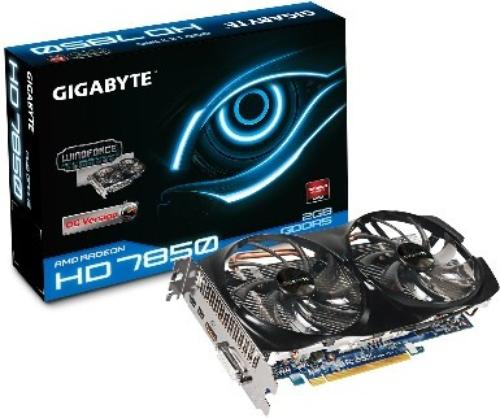 Gigabyte GV-R785OC-2GD