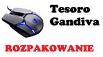 Tesoro Gandiva - najnowsza myszka już w naszej redakcji!