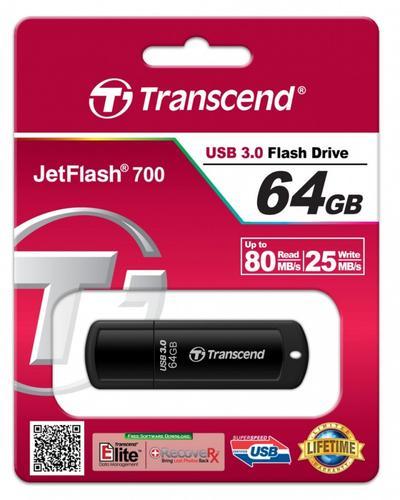 Transcend JETFLASH 700 64GB USB 3.0