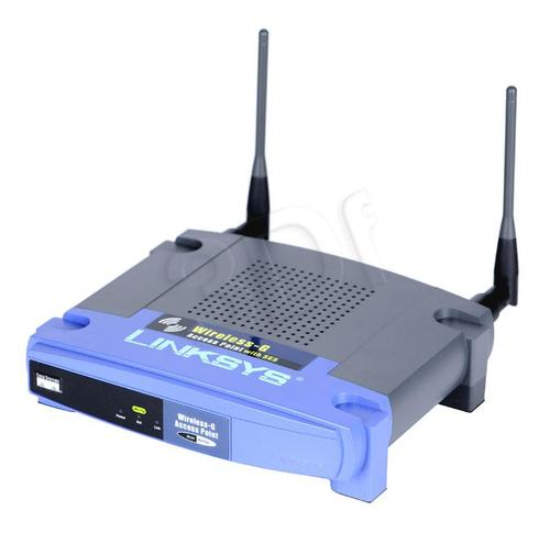 LINKSYS WAP54G-RME Access Point 54Mbps 802.11g Refurbished