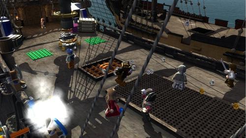CD Projekt Red LEGO Piraci z Karaibów PC