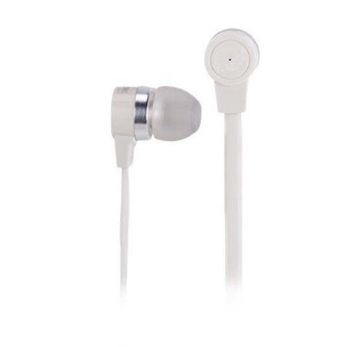 TDK Słuchawki z mikrofonem douszne SP400 białe