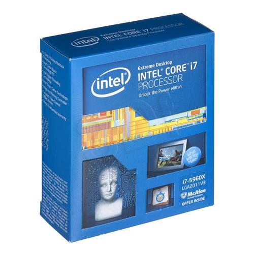 intel CORE i7-5960X 3.0GHz LGA2011 BOX