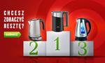 TOP 10 Czajników Elektrycznych - Zestawienie Styczeń 2015