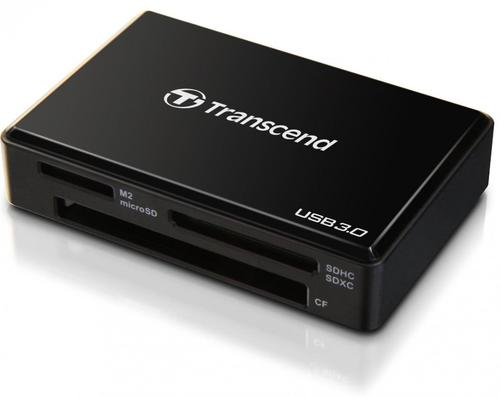 Transcend USB3.0 ALL-in Multi Card Reader TS-RDF8K