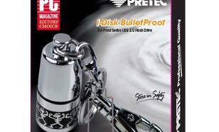 PRETEC i-Disk 32GB PenD BulletProof USB 2.0