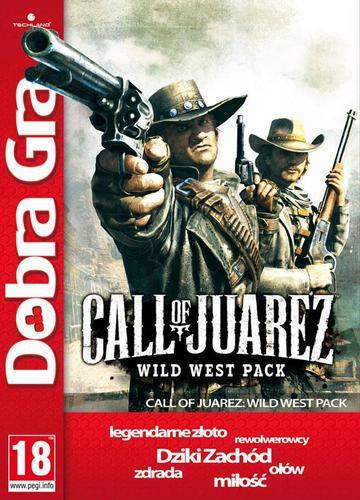 DG Call of Juarez Wild West Pack (Call of Juarez + Call of Juarez: Więzy Krwi)