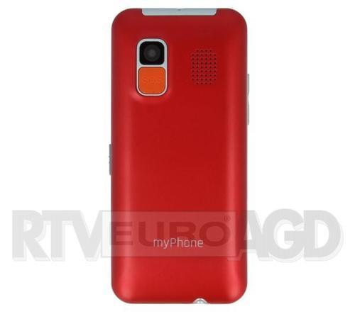 myPhone Halo Easy (czerwony)