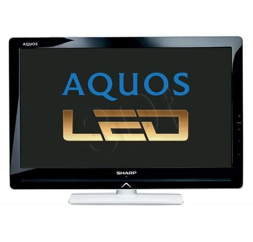 """TV 26"""" LCD LED Sharp LC-26LE430E (Tuner Cyfrowy 50Hz USB )"""