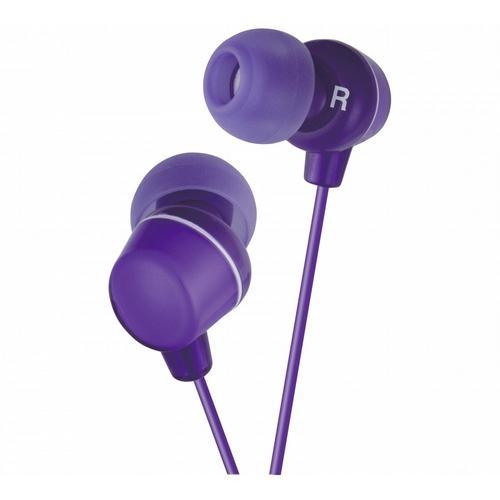 JVC Słuchawki HA-FX23 violet