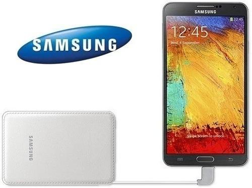 Samsung Bateria uniwersalna 6000mAh WHITE