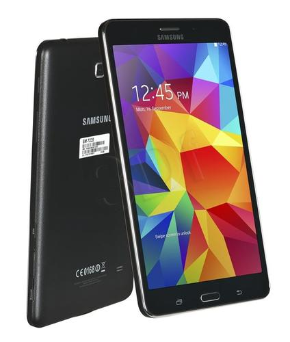 "SAMSUNG GALAXY TAB 4 7"" HD (T235) 8GB LTE Black A4.4"