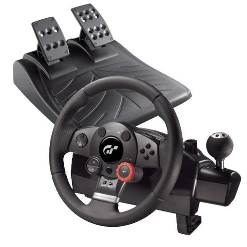 Logitech Driving Force GT PS2+PS3 941-000021