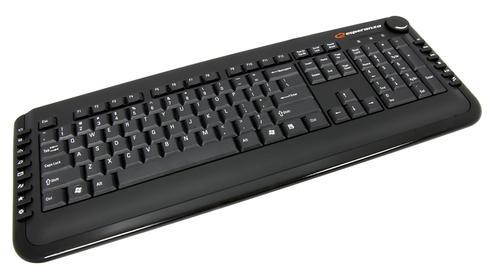 ESPERANZA Klawiatura multimedialna - 14 klawiszy multimedialnych EK111 USB