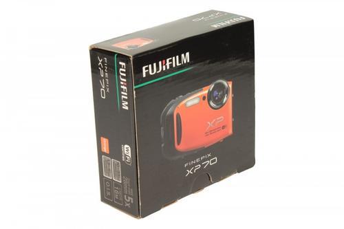 FujiFilm XP70 orange