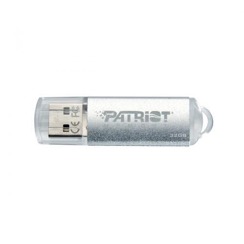 Patriot Pulse 32 GB aluminium srebrny