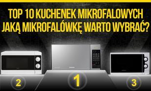 TOP 10 Kuchenek Mikrofalowych – Jaką Mikrofalówkę Warto Wybrać?