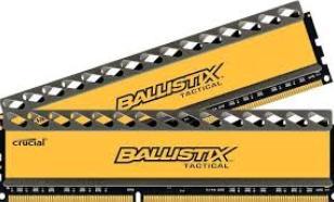 Crucial DDR3 Ballistix Tactical 8GB/1866 (2*4GB) CL9-9-9-27