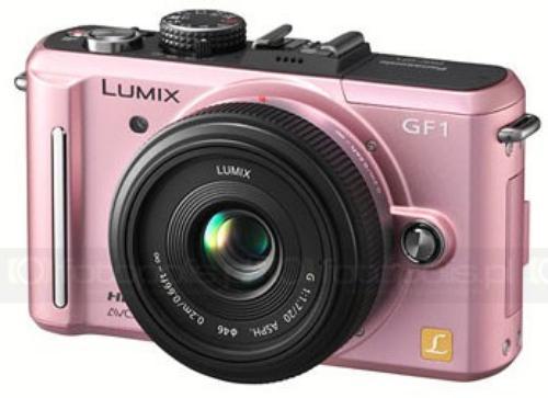"Panasonic Lumix DMC-GF1 ""Sakura"""