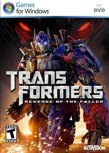 Transformers 2 Zemsta Upadłych