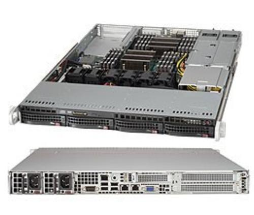 Supermicro SuperServer 6018R-WTR(T) SYS-6018R-WTR(T)