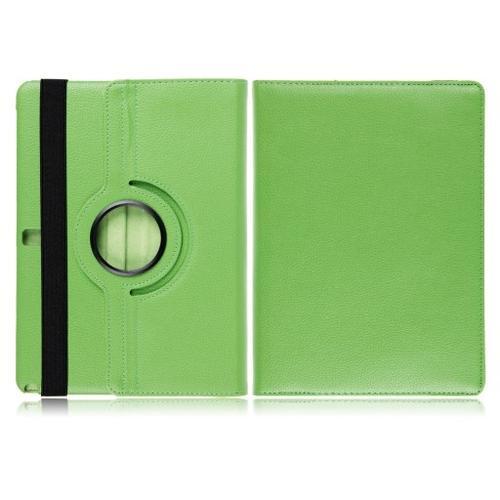 "WEL.COM Etui obrotowe 360° Galaxy Note Pro 10"" P600/P601 zielone"