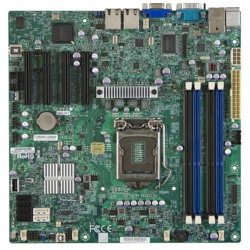 Supermicro Płyta serwerowa X9SCM MBD-X9SCM-O