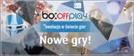 Nowe gry w ofercie BoxOff Play