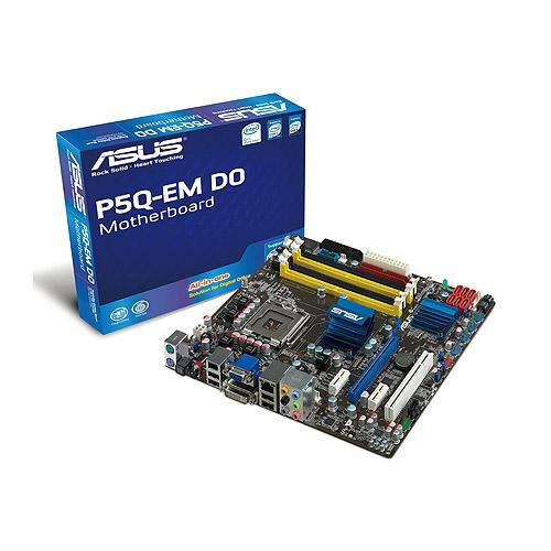 Asus P5Q-EM DO