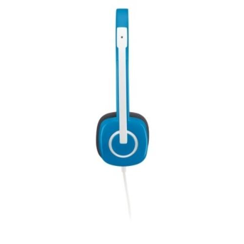 Logitech H150 Blueberry Hdst 981-000368