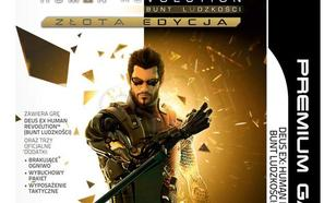 NPG Deus Ex: Bunt Ludzkości - Złota Edycja